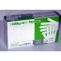 BTE DISTRIBUTRICE GANTS LATEX/100 L 8/9