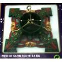 PIED DE SAPIN FONTE 3KG8