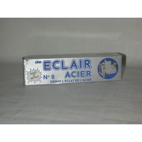ECLAIR ACIER TUBE 75g N 8