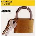 BL CADENAS 35 mm+2 cles
