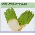 BL GANT LATEX ANTIPIQURE T10