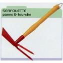 SERFOUETTE PANNE+FOURCHE 30cm