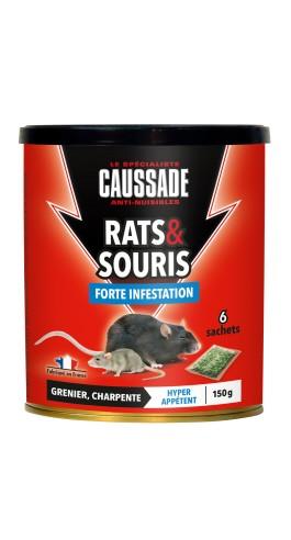 raticide Caussade